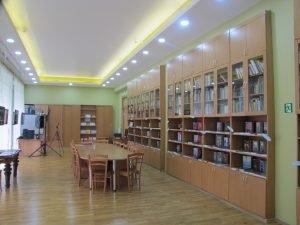 Зал читательского творчества