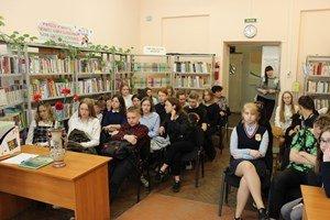Библиобус во Всеволожском районе