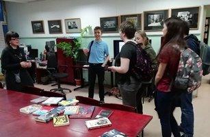 Встреча с учащимисяЛицея «Физико-техническая школа»