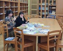 Онлайн-встреча с читателями Приозерска