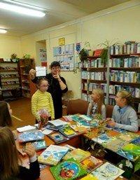Библиобус ЛОДБ в Кингисеппском районе