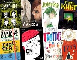 Опубликованы отзывы читателей<br>к книгам-номинантам на Знак «Нравится детям Ленинградской области» 2020 года