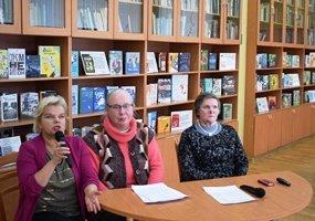 Семинар для школьных библиотекарей Всеволожского района