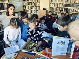 встреча в поселке Приладожский